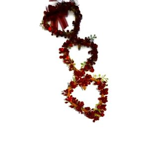 Ashland heart red hanging wall decor valentines